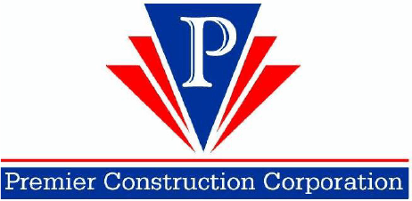 Premier Construction Corporation footer logo